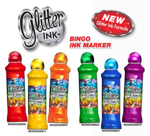 Glitter Bingo Ink Dauber