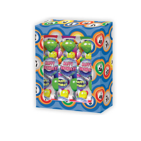 Happy Birthday Bingo Ink Dauber Gift Box