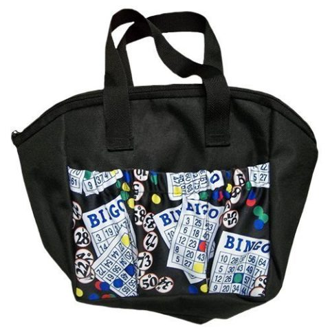 purse style bingo bag