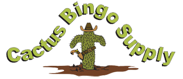 Cactus Bingo Supply