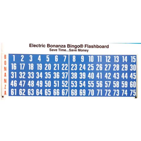Bonanza Flashboard