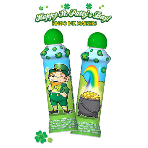 St. Patricks Day Bingo Ink Dauber