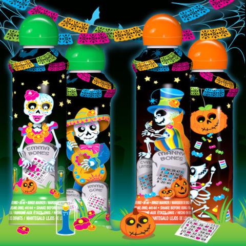 Halloween Ink 2017 3 oz